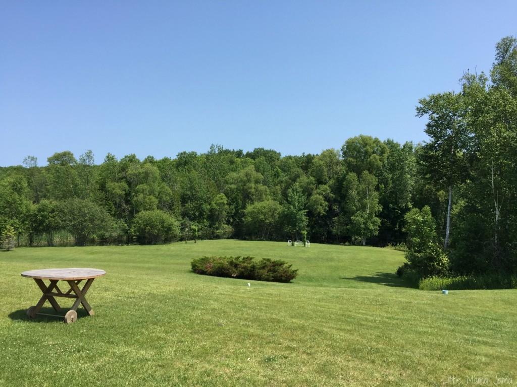 Simon Creek Winery in Door County