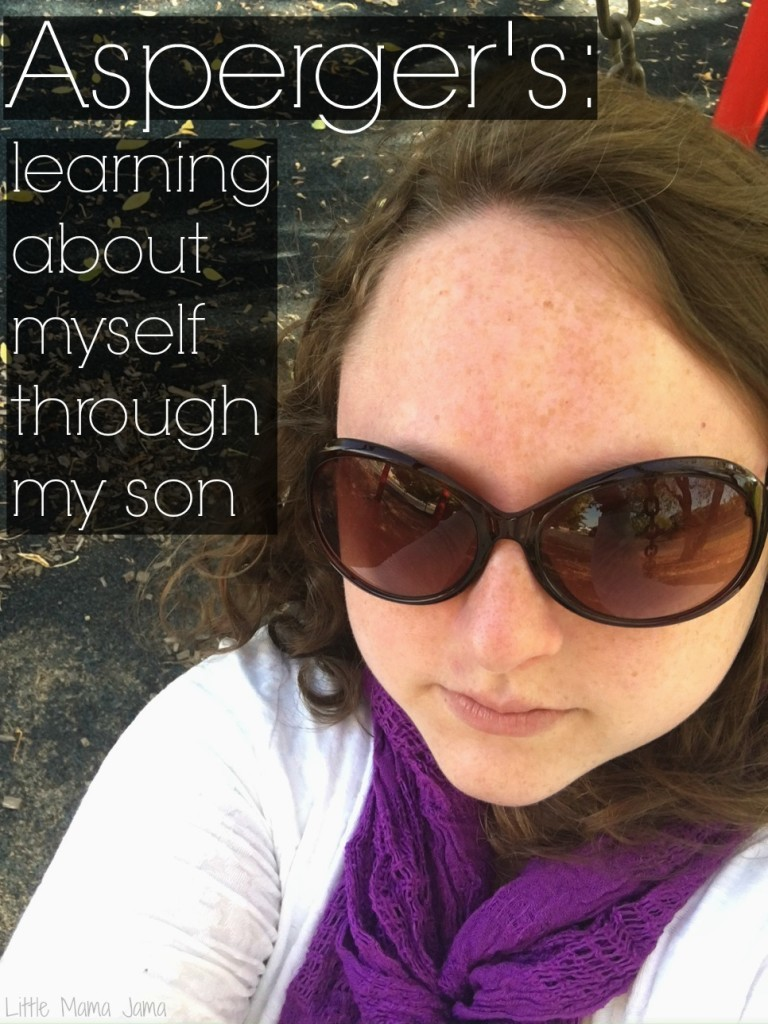 Asperger's learning about myself through my son