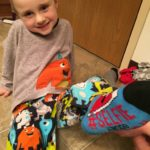 (Kinda) Wordless Wednesday: All About the Socks