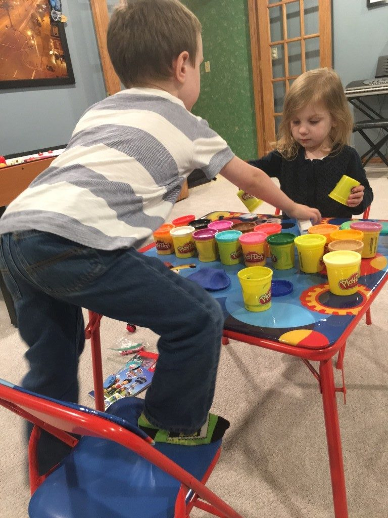Enough Play-Doh?