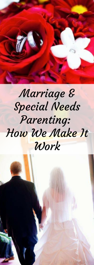 Marriage and Special Needs Parenting: Here's how we make it work as the parents of two children with autism
