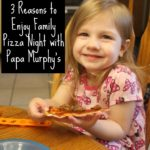 3 Reasons to Enjoy Family Pizza Night with Papa Murphy's #NothingButChicken #ad