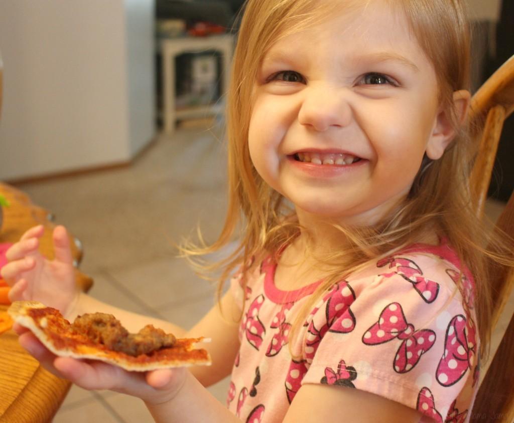 Jo likes Papa Murphy's pizza #ad
