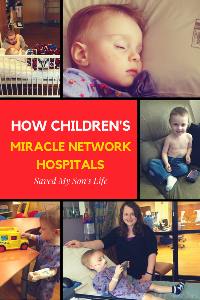 How Children's Miracle Network Hospitals Saved My Son's Life