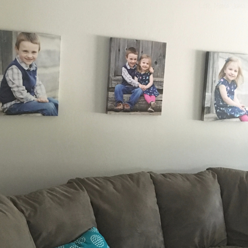Canvases for our Living Room