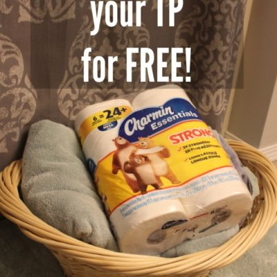 Will you swap out your TP? Try NEW Charmin Essentials!