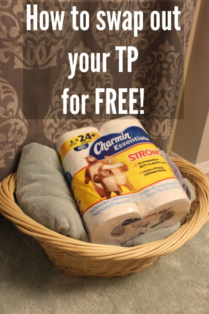 How to swap out your TP for free