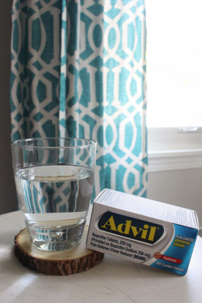 Advil Film Coated Coupon #RaceDayRelief #ad