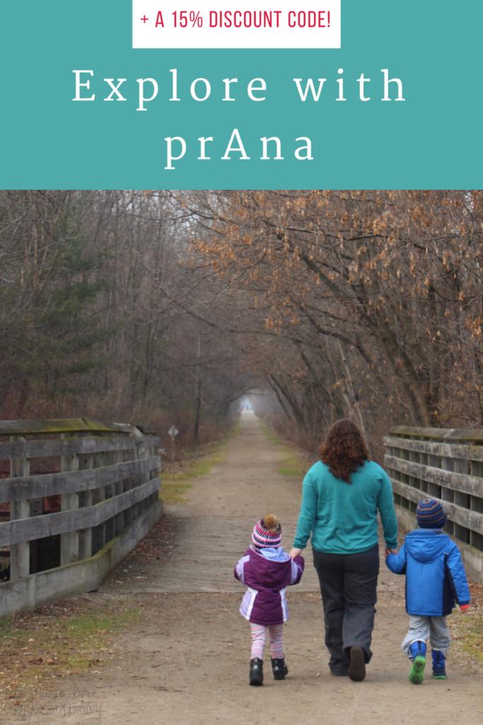 Explore with prAna + a 15% off discount code! #loveprAna #ad