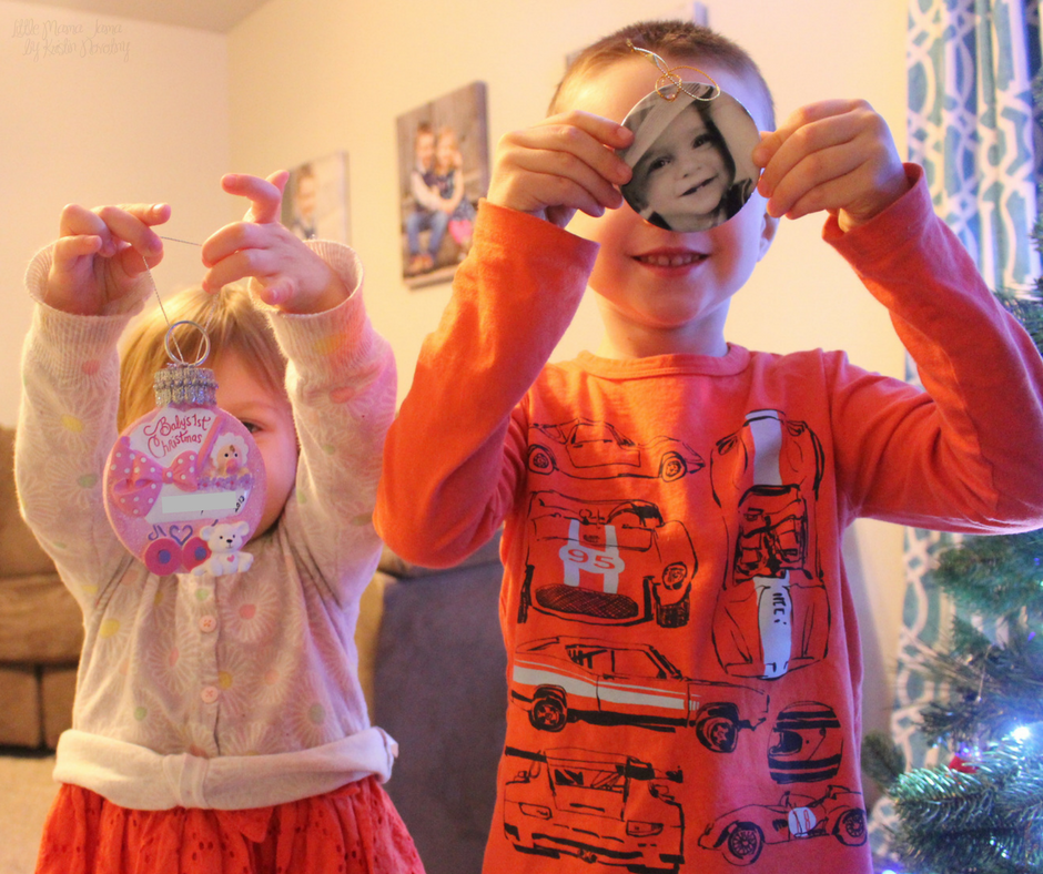 What joy it is to see the holidays through your children's eyes!