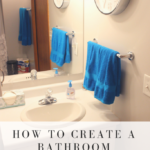 How to Create a Bathroom Sanctuary