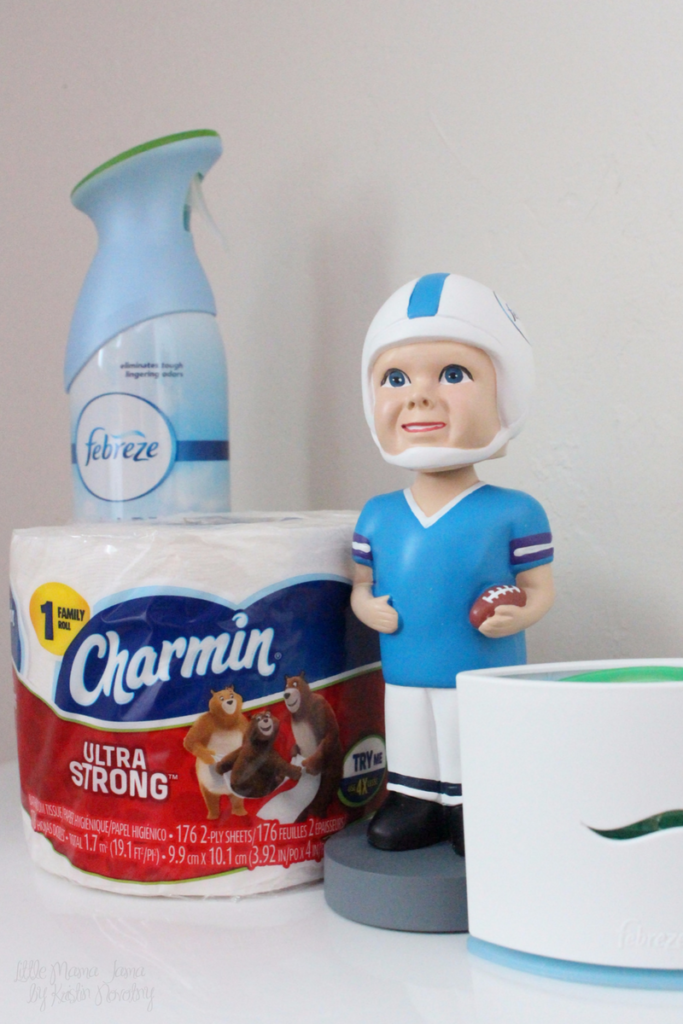 Stock your bathroom well with Charmin Ultra Strong #BathroomBreak AD