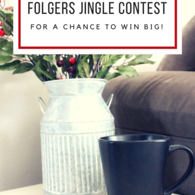 Enter the Folgers Jingle Contest For a Chance to Win Big!