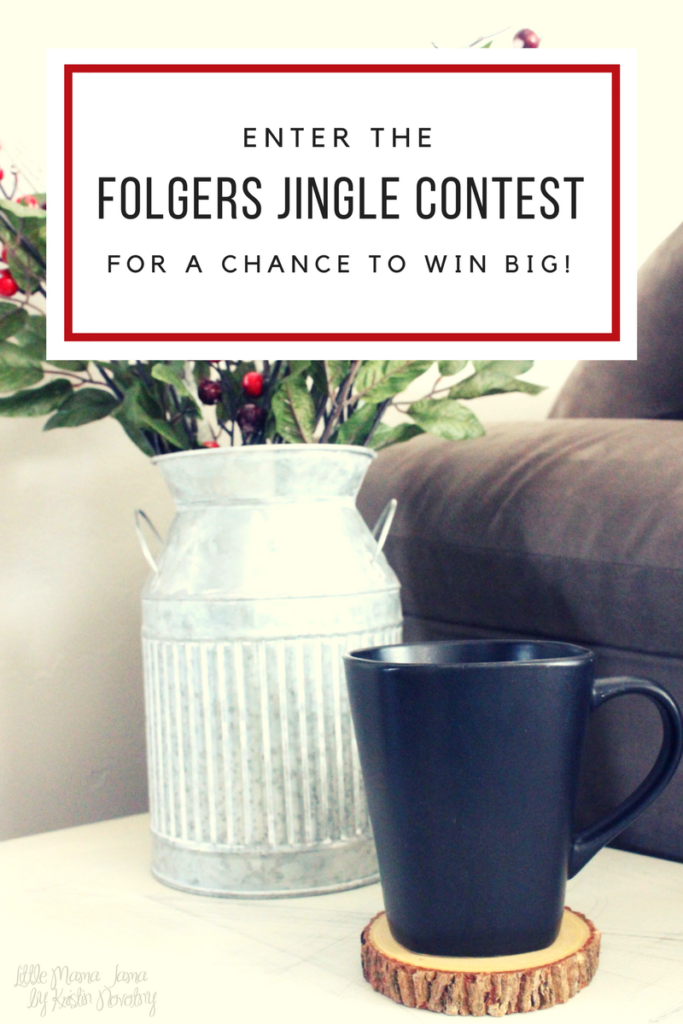 Enter the Folgers Jingle Contest for a chance to win $25000! #FolgersJingle #IC #ad