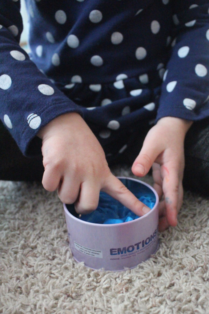 6 Kid-Friendly Products for Sensory Fun - like Emotions Putty! #ad