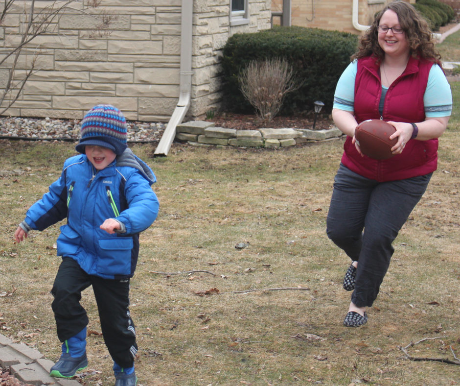5 Outdoor Gross Motor Activities for Any Season #iblog4prAna #ad