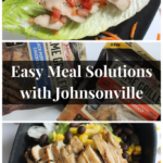 Easy Meal Solutions with Johnsonville