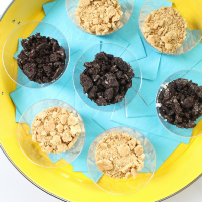 Serve Summer Fun with Ice Cream Cookie Cups