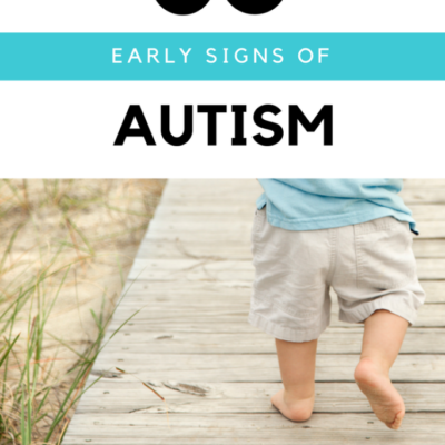 30 Early Signs of Autism Spectrum Disorder