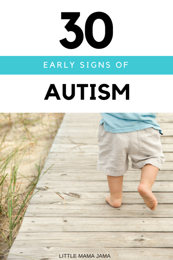 30 early signs of autism spectrum disorder that I wish I knew before my first child was diagnosed