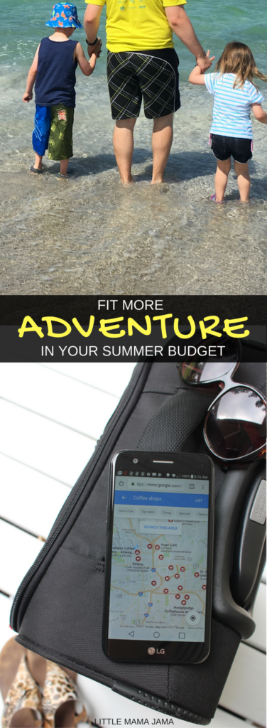 Here's how to fit more adventure in your summer budget! #SummerIsForSavings #ad