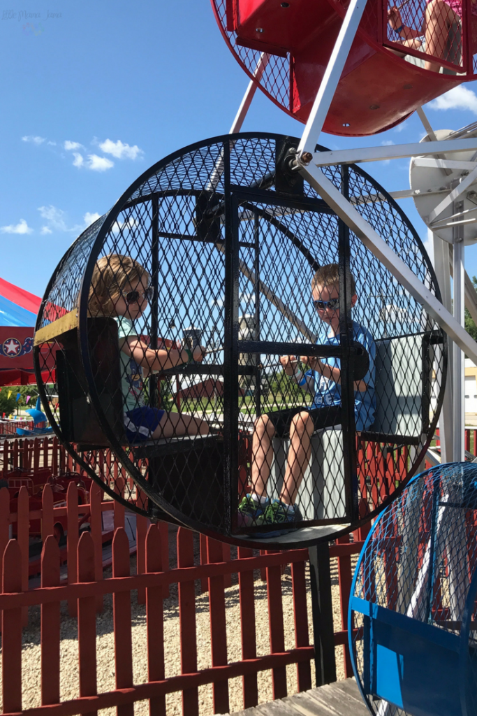 Visit an amusement park! Find 20 family activities to rock your summer. #SummerIsForSavings [ad]