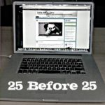 25 Before 25: Blog Daily for 30 Days