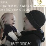 Hubster's Birthday Gifts