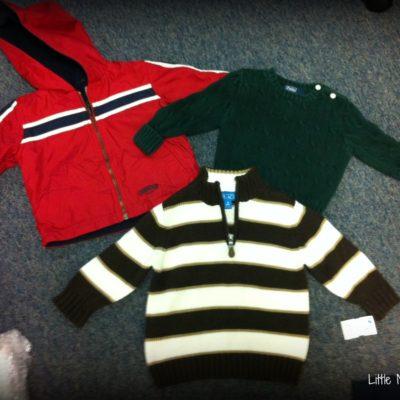 C's Fall Wardrobe