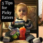 5 Successful Eating Strategies for Our Picky Eater