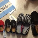 We're a TOMS Family Now!