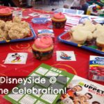 We Celebrated our #DisneySide!