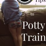 5 Tips to Potty Train a Toddler with Sensory Processing Disorder