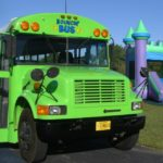 Hop Aboard the Bouncin' Bus for Kids' Fitness and Fun!