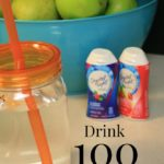 Challenge: 100 ounces of water daily. Drink mixes help me do it! #PlatinumPoints #shop