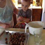 Sensory Activity: Baking Cookies