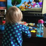 Preschooler #DisneySide Fun at our Mickey Mouse Clubhouse Party!