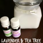 Make your own all-natural diaper cream and skin cream with essential oils.
