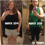 Weight Loss: The Difference One Year Makes