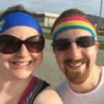 I ran the Cellcom Green Bay Half Marathon!