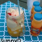 Fun in the Sun with Refreshing SunnyD Floats!