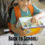 Back to School: 3 Things C Can't Live Without