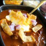 Game Day Chili Recipes: 10-Minute Chili Bar