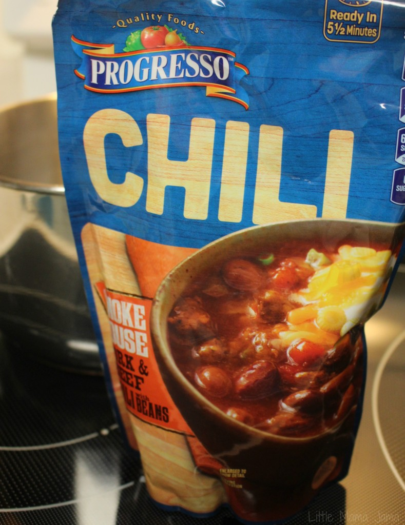 Game Day Chili Recipes: 10-Minute Chili Bar