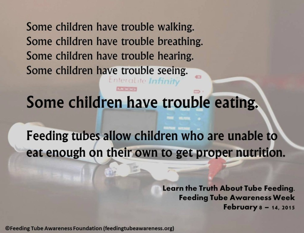 The G-Tube: 2.5 Years Later {Feeding Tube Awareness Week 2016}
