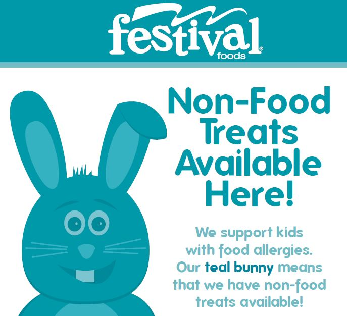 Easter Traditions and the Annual Festival Foods Bunny Hop!