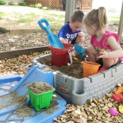 A Yard, a Neighbor and Life Lessons