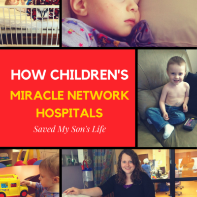 How a Children's Miracle Network Hospital Saved My Son's Life