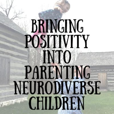 Ebook: Bringing Positivity Into Parenting Neurodiverse Children