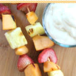 Grilled Fruit Skewers for an Easy Summer Dessert